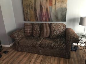 Sofa and love seat for Sale in Staten Island, NY