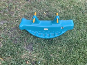 Kid toys seesaw for Sale in Dallas, TX