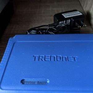 Trendnet WiFi Wireless Router for Sale in Springfield, VA