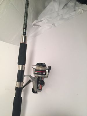 Master Grey Series 2 piece Fishing Rod and Reel 6.5' for Sale in Springfield, OR