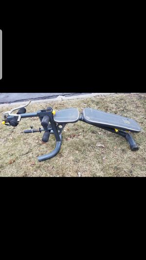 ADJUSTABLE BENCH 6 POSITION for Sale in Chicago, IL
