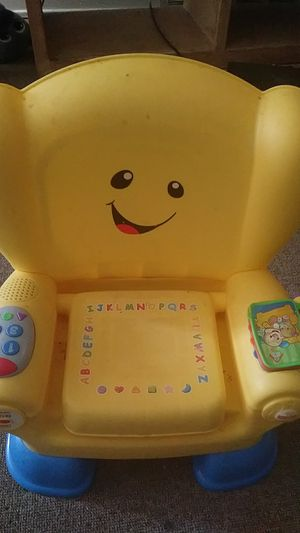 Little kids learning chair for Sale in Middleburg Heights, OH