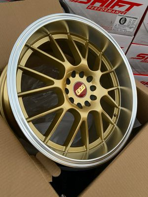 """18"""" New Deep Dish Wheels, Rims. 5x100/5x114.3 for Sale in Bell Gardens, CA"""