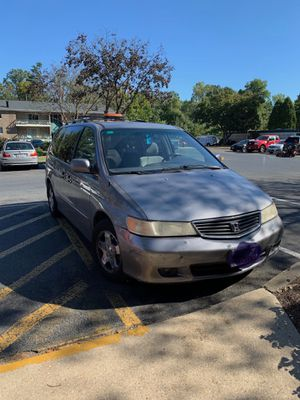 00 Honda Odyssey $1000 or best offer for Sale in Rockville, MD