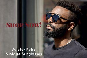Aviator Retro Sunglasses for Sale in Salt Lake City, UT