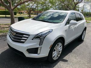 Spotless condition2018 Cadillac XT5 Crossover FWD 4dr Premium Luxury Go to clean title low miles one owner for Sale in Miramar, FL