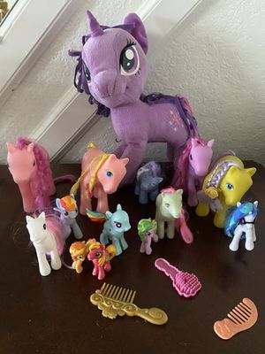 My little ponies for Sale in Fort Lauderdale, FL