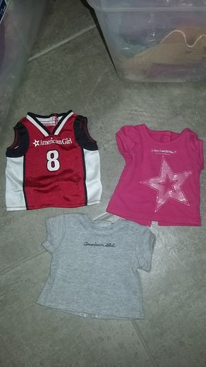 American Girl Doll Shirts Bundle for Sale in Costa Mesa, CA
