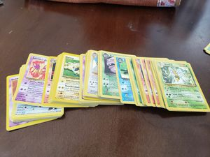 Large Pokemon LOT - Non Holos for Sale in Gainesville, VA