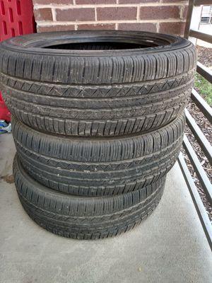 FALKEN Tires. 225 55 R 18 all three for Sale in Salt Lake City, UT