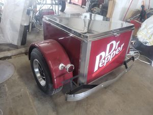 DR PEPPER SHOW TRAILER for Sale in Tampa, FL
