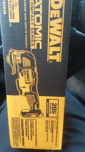 Dewalt multi tool for Sale in Portland, OR