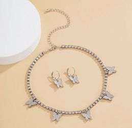 Butterfly Silver Set for Sale in Baltimore,  MD
