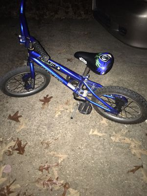 Nice 16 inch kids BMX bike $40 firm for Sale in Glen Burnie, MD