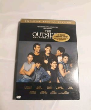 The Outsiders 2 Disc DVD for Sale in Los Angeles, CA