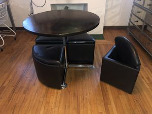 Coffee table /converts into a storage & dinette for Sale in San Diego, CA