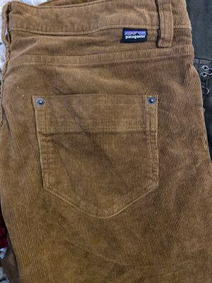 Patagonia corduroy straight leg pants for Sale in Las Vegas, NV