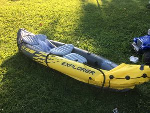 Inflatable kayak for Sale in Grove City, OH
