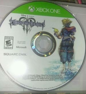 Kingdom Hearts 3 Xbox One for Sale in Cromwell, CT
