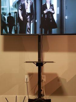 Black TV Stand Slim for Sale in Seattle,  WA