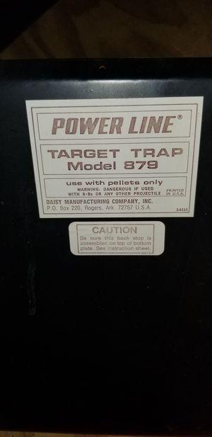 Pellet/BB gun target trap Model 879 $20 for Sale in Spring Hill, KS