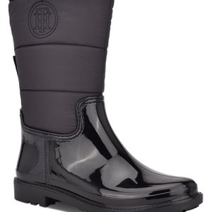 Tommy Hilfiger Snows Rain Boots Women's Size 6 for Sale in Springfield, VA