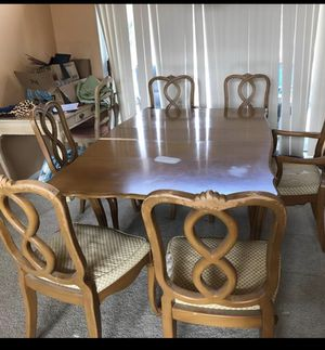 Vintage table and chairs for Sale in Murrieta, CA