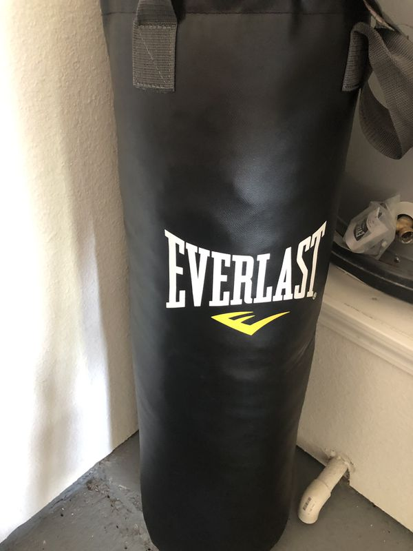 Everlasting Brand/ Exercise/ Boxing New Punching bag with accessories