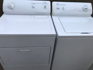 Free delivery for Kenmore washer and dryer for Sale in Phoenix, AZ