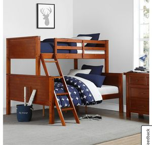 Twin Over Full Bunk Bed NEW for Sale in Charlotte, NC