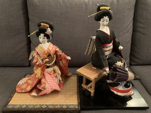 Japanese geisha for Sale in Pompano Beach, FL