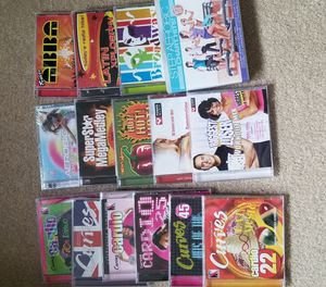 Fitness music cd's for Sale in Federal Way, WA