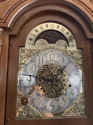 Antique Grandfather Clock for Sale in Rialto, CA