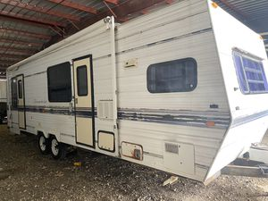 1995 travel air 32ft with slide out for Sale in Mansfield, TX