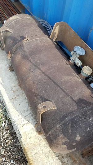 Under mount propane tank for trailer, truck, or? for Sale in North Bend, WA