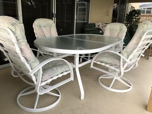 7-Piece Outdoor Patio Furniture Set for Sale in Orlando, FL