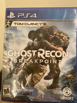 Ghost recon breakpoint for Sale in Tamarac, FL