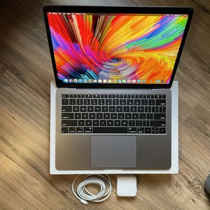 2019 MacBook with Touch ID Core i5 Retina Display Air Faster Than 2020 1.1 i3 Lighter Than pro for Sale in Los Angeles, CA