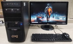I7-3770 Windows 10 Gaming Computer 256GB SSD 16Gb RAM 8GB Video Card for Sale in Layton, UT