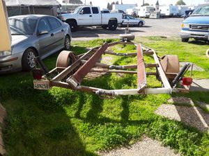 18 ft Boat trailer for Sale in Sacramento, CA