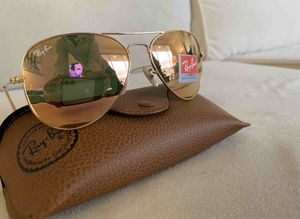 Brand New Authentic RayBan Aviator Sunglasses for Sale in Scottsdale, AZ
