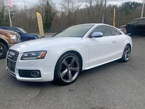 2012 Audi S5 4.2 quattro Premium Plus for Sale in Bothell, WA