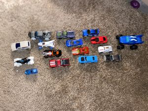 20 cars; hot wheels and others for Sale in Burbank, CA