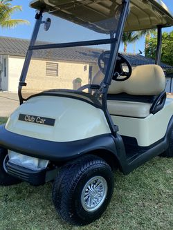Golf Cart Club Car Precedent 48v for Sale in Miami,  FL