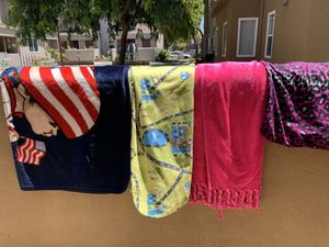 blankets for Sale in Salinas, CA