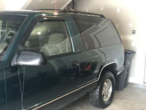 1995 Chevy Tahoe 2 door for Sale in Gainesville, VA