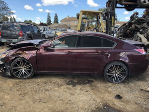 2012 Acura TL for parts only. (R&D) for Sale in Salida, CA