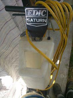 21 in Saturn floor buffer and scrubber for Sale in Hemet,  CA