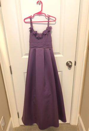 David's Bridal Flower Girl Dress for Sale in Woodstock, GA