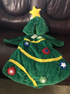 Christmas costume for baby 0-9 month for Sale in Vancouver, WA